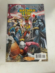Convergence Batman & Outsiders #1 of 2 VF/NM NW27