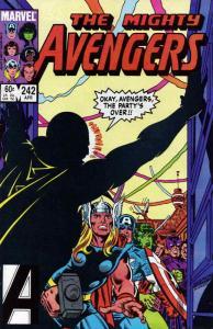 Avengers, The #242 FN; Marvel | save on shipping - details inside