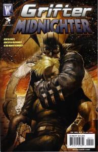 Grifter & Midnighter #5, NM- (Stock photo)