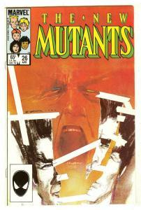 New Mutants 26   1st Legion