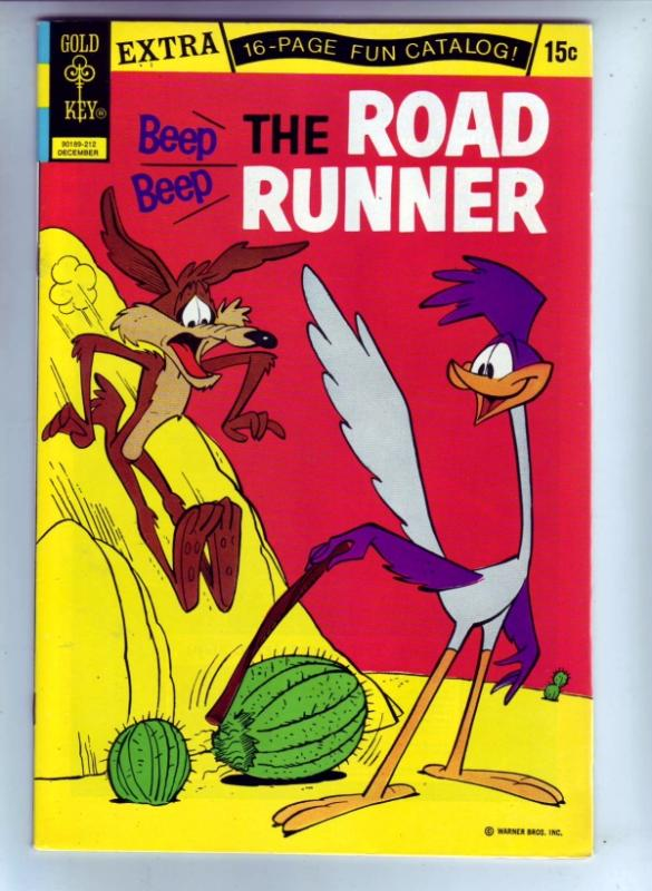 Beep Beep the Road Runner #33 (Dec-72) NM Super-High-Grade The Road Runner