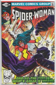 Spider-Woman   vol. 1   #34 FN