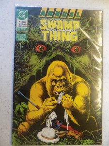SWAMP THING ANNUAL # 3