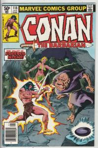 Conan the Barbarian #118 (Jan-81) VF/NM High-Grade Conan the Barbarian