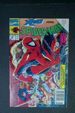 Spider-Man #16 November 1991 (1990 Series)