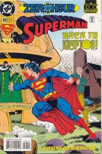 Superman (1987 series) #93, NM (Stock photo)