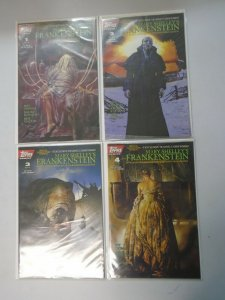 Mary Shelly's Frankenstein set #1-4 Polybagged (1994 Topps)