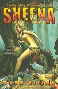 Sheena Queen of the Jungle: Dark Rising TPB #1 VF/NM; Devil's Due | save on ship