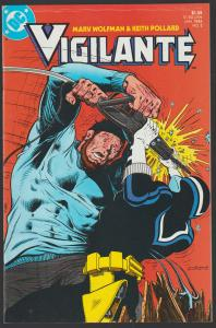 VIGILANTE #2 DC COMIC 1984