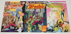 Weird Suspense #1-3 FN/VF complete series - tarantula - bronze age atlas comics