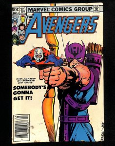 The Avengers #223 (1982)