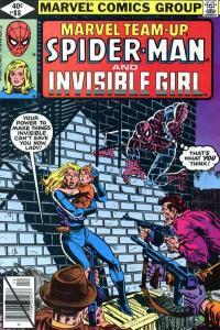 Marvel Team-Up (1972 series) #88, VF- (Stock photo)