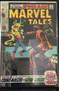 Marvel Tales #21 (1969)