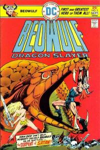 Beowulf (1975 series) #3, VF- (Stock photo)