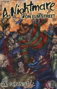 Nightmare on Elm Street: Paranoid #1E VF/NM; Avatar | save on shipping - details