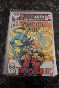 FANTASTIC FOUR #237 (Marvel,1981) Condition VF
