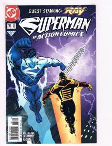 Superman In Action Comics # 733 VF/NM Dc Comic Books Justice League Batman! SW11
