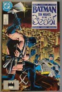 Batman  #419     VF/Better     See Actual Photo