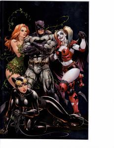 Batman (2016) 1 NM (9.4) Kirkman Foil Virgin