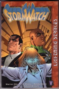Stormwatch (V1): Lightning Strikes TPB VF (rep. 43-47) Ellis/Raney