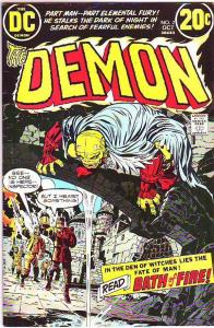 Demon, The #2 (Oct-72) VF/NM High-Grade Jason Blood, Merlin