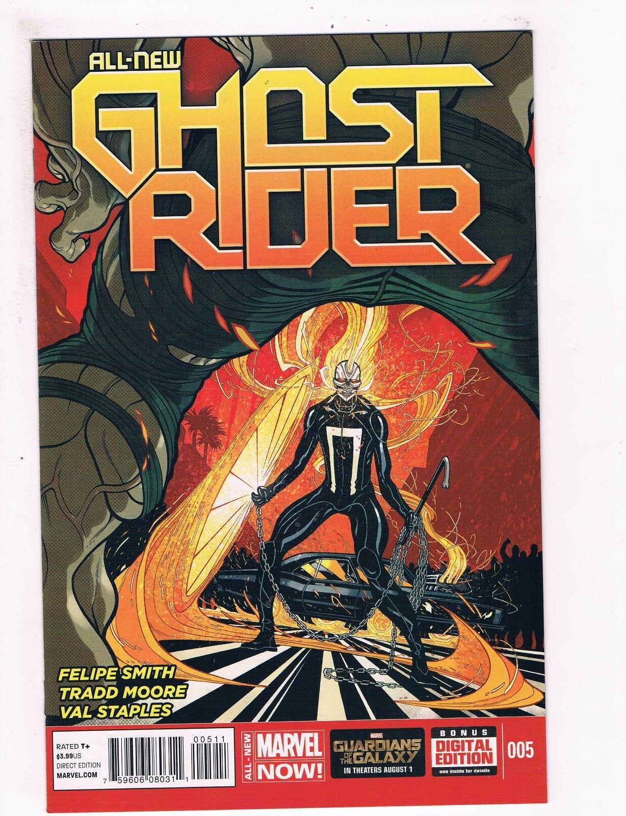 Ghost Rider #7 Marvel VF//NM Comics Book