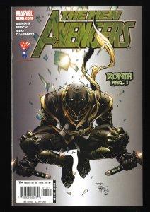 New Avengers #17 VF 8.0 1st Ronin!