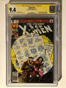 Uncanny X-Men 141- 1st Rachel (Phoenix II), Pyro, Destiny & Avalanche CGC 9.8 SS