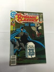 Dynamic Classics Batman 1 Nm Near Mint