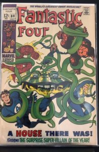 Fantastic Four #88 (1969)
