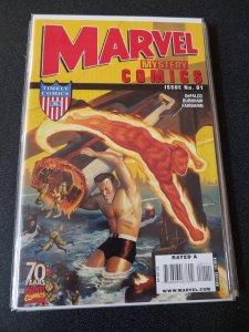 MARVEL MYSTERY COMICS #1 NM
