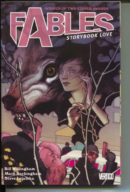Fables-Vol 3-Bill Willingham-Mark Buckingham-TPB- trade