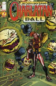 Charlatan Ball #2 VF/NM; Image | save on shipping - details inside