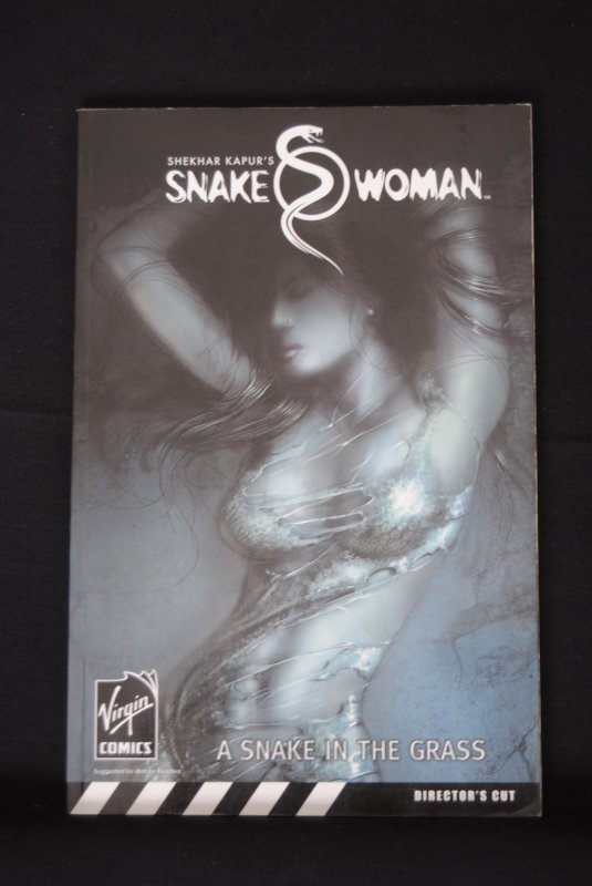 Snake Woman, A Snake in the Grass, Director's Cut