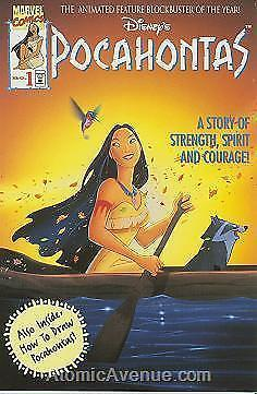 Pocahontas (Disney's…) TPB #1 FN; Marvel | save on shipping - details inside