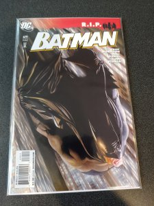 ​BATMAN #679 GRANT MORRISON NM