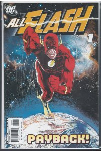 All Flash #1 (DC, 2007) NM
