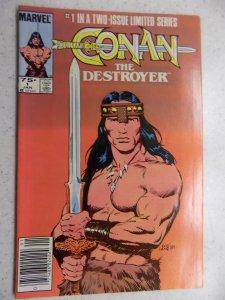 CONAN THE DESTROYER # 1