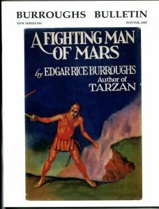 Burroughs Bulletin New Series #45 2001-ERB-Tarzan-Hugh Hutton-Herndon-VF