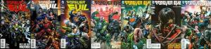 FOREVER EVIL (2013) 1A-7A  The New 52! COMICS BOOK