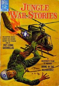 Jungle War Stories #11 VF; Dell   save on shipping - details inside