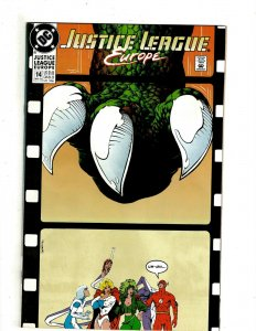 12 Justice League Europe DC Comics # 14 15 16 17 18 19 20 21 22 23 24 25 HG2