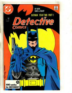 Batman Year Two (2) Detective Comics # 575 576 577 578 NM DC Comic Books SM8
