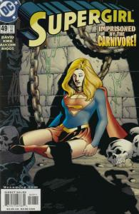 Supergirl (3rd Series) #49 VF/NM; DC | save on shipping - details inside