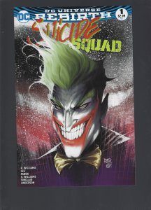 Suicide Squad #1 Turner Exclusive