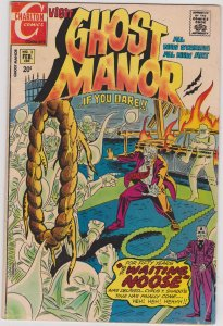 Ghost Manor #6