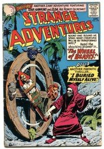 Strange Adventures #179 1965- DC Silver Age VG-
