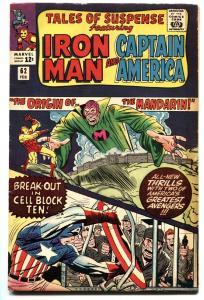 TALES OF SUSPENSE #62-CAPTAIN AMERICA-VARIANT PINK CVR FN