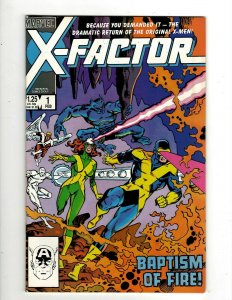 Lot of 13 X-Factor Marvel Comics #1 2 3 7 8 10 11 13 14 21 26 33 Annual #2 GB1