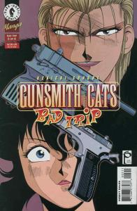 Gunsmith Cats: Bad Trip #5 FN; Dark Horse | save on shipping - details inside